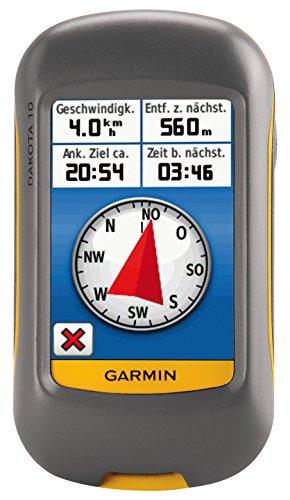 Garmin Dakota 10 GPS France Odomètre